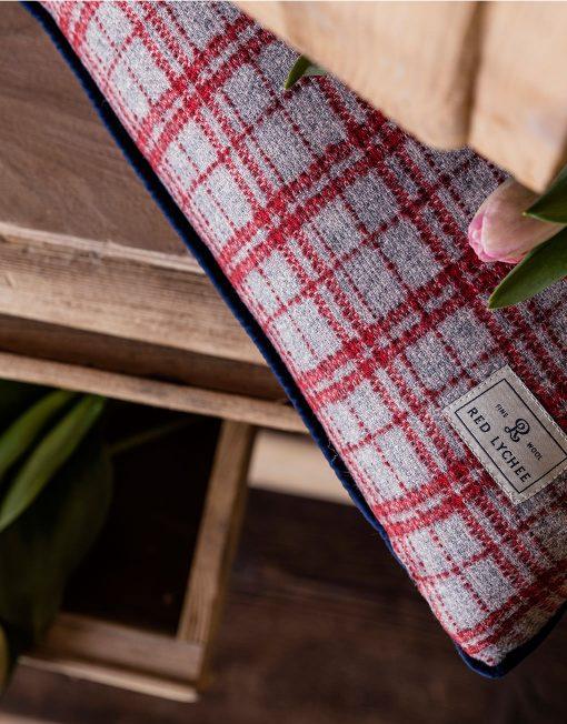 Poduszka Dekoracyjna Red Lychee Gramercy