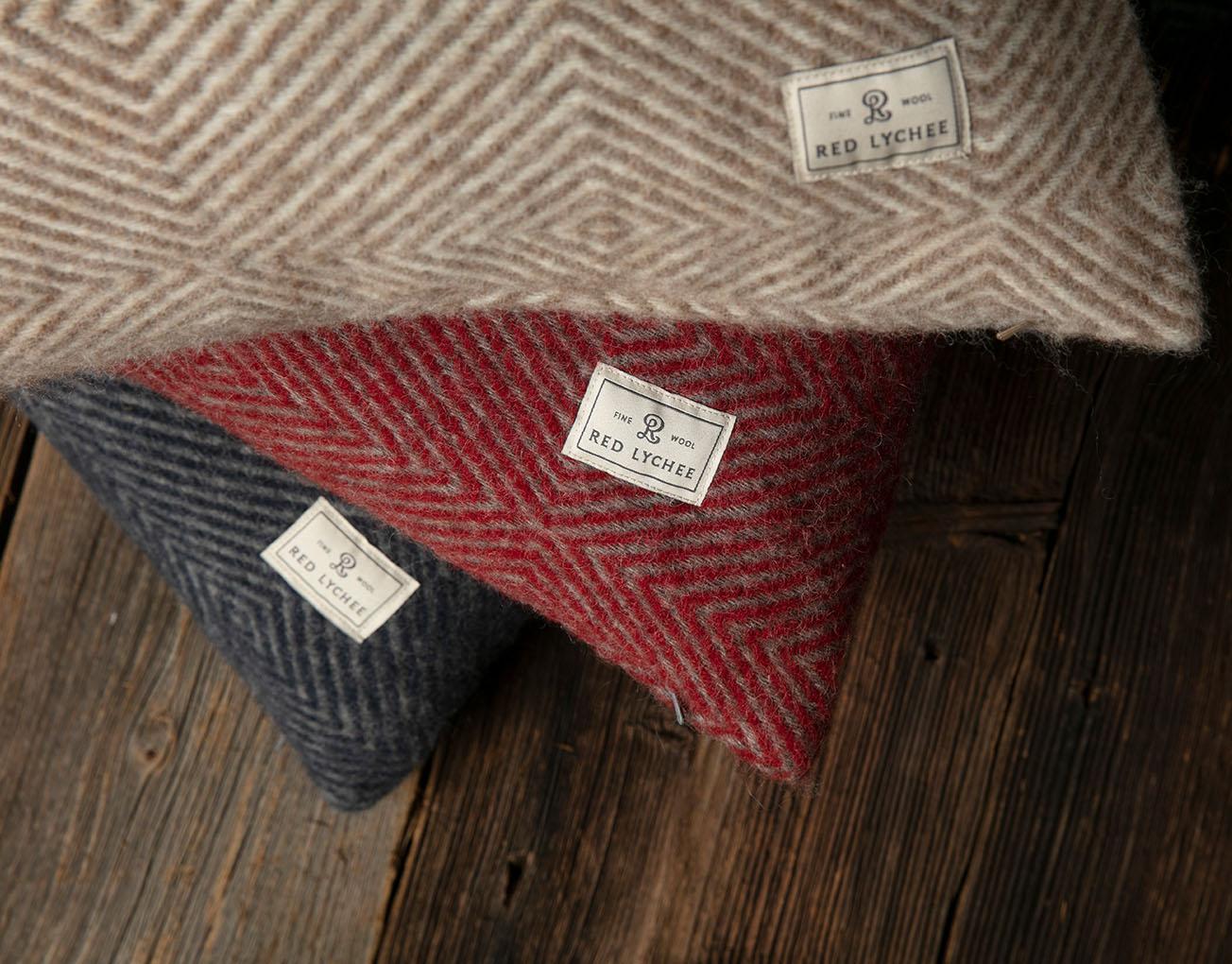 Poduszki Dekoracyjne Red Lychee