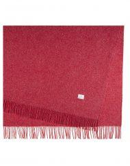 Koc Wełniany Red Lychee Macys